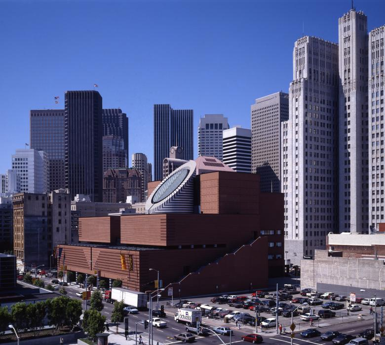 San Francisco Museum of Modern Art by Mario Botta. © Pino Musi