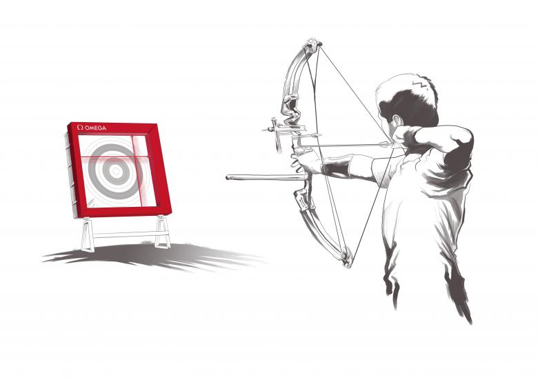 archery targeting system