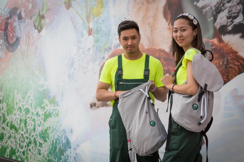Astana bags