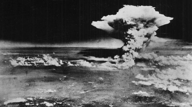 6 August 1945: the atomic bomb dropped on Hiroshima – a weapon with an unprecedented capacity for destruction