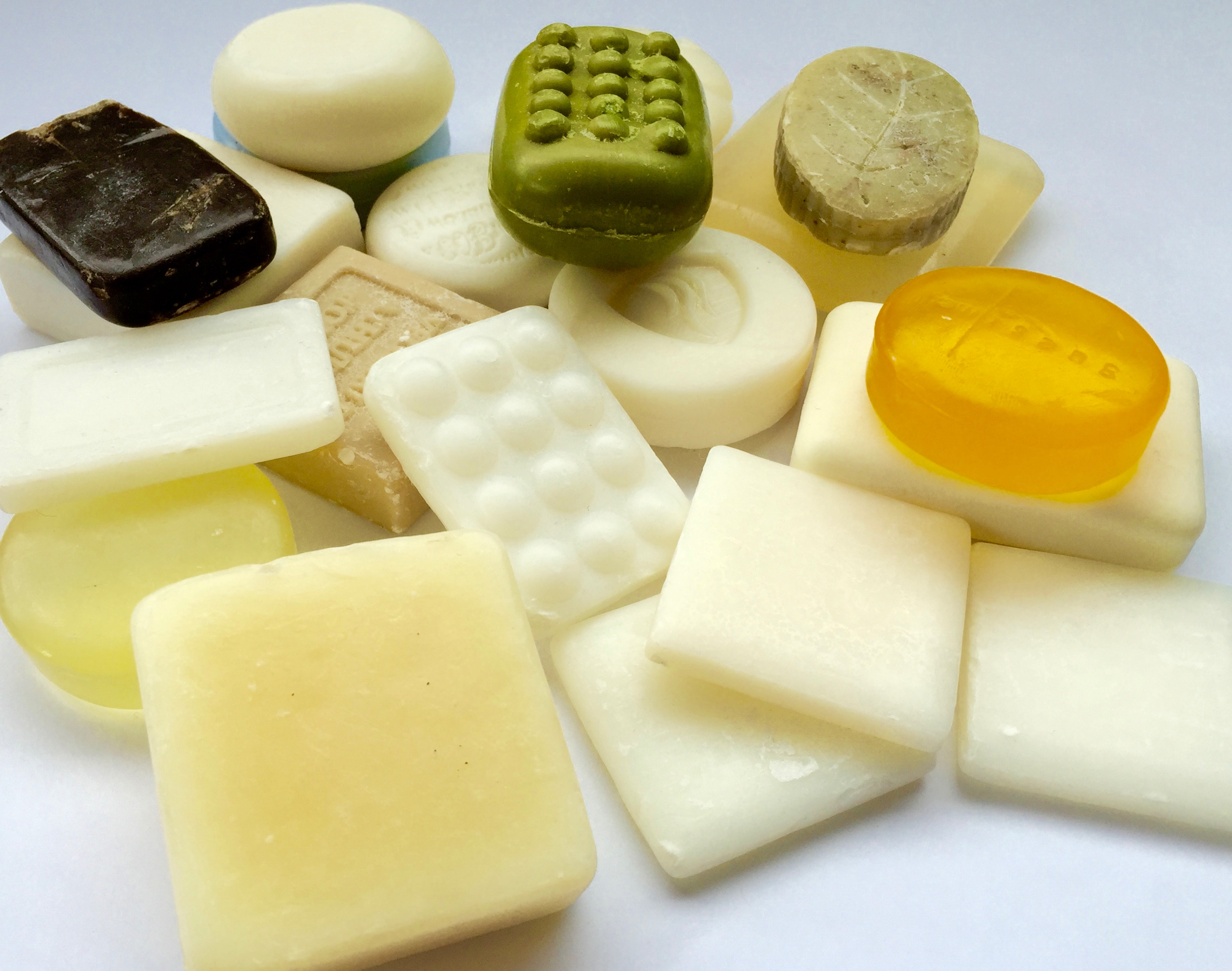 Every year, around 150 tonnes of used hotel soaps are discarded in Switzerland.