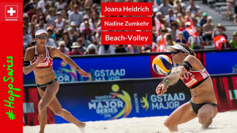 Joana Heidrich/Nadine Zumkehr