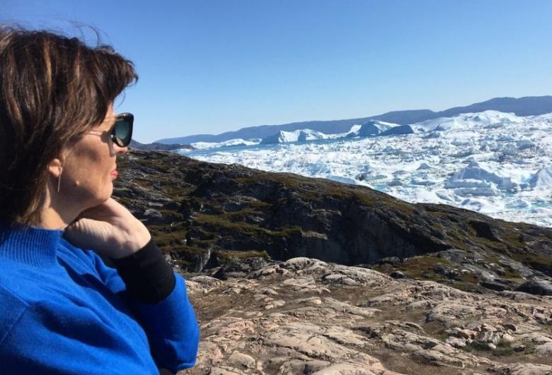 Doris Leuthard - Greenland