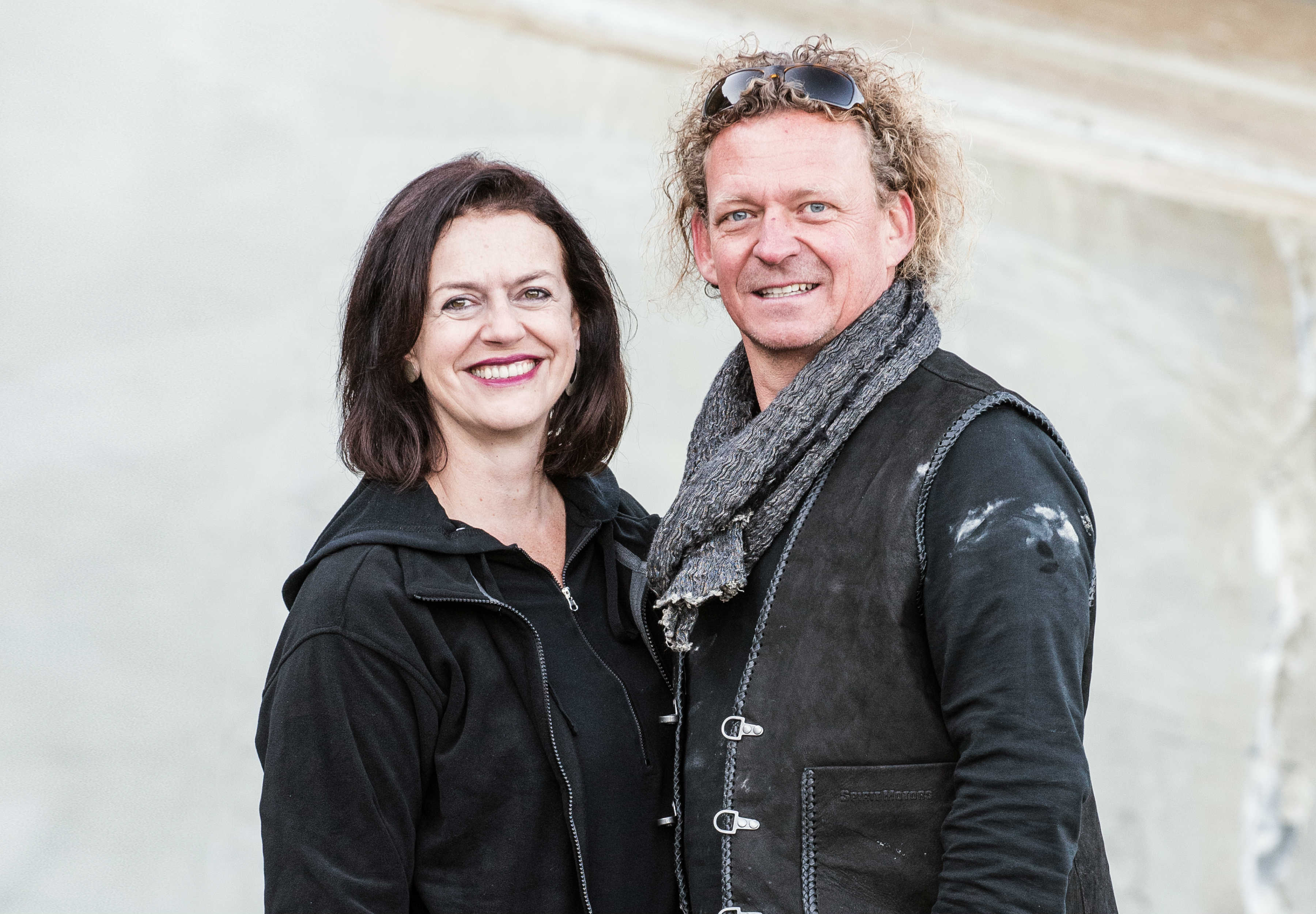 Beate Hoyer and Andreas Reichlin