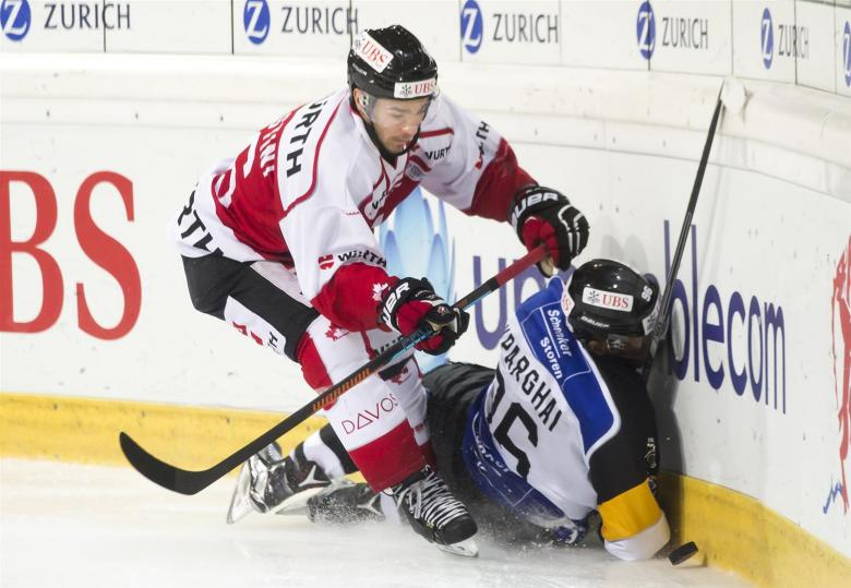Team Canada vs. HC Lugano (2015 Final)