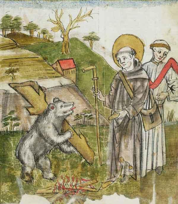 Der Bär und der Missionar