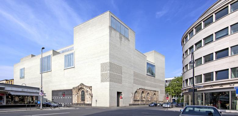 Kolumba Museum in Cologne by Peter Zumthor