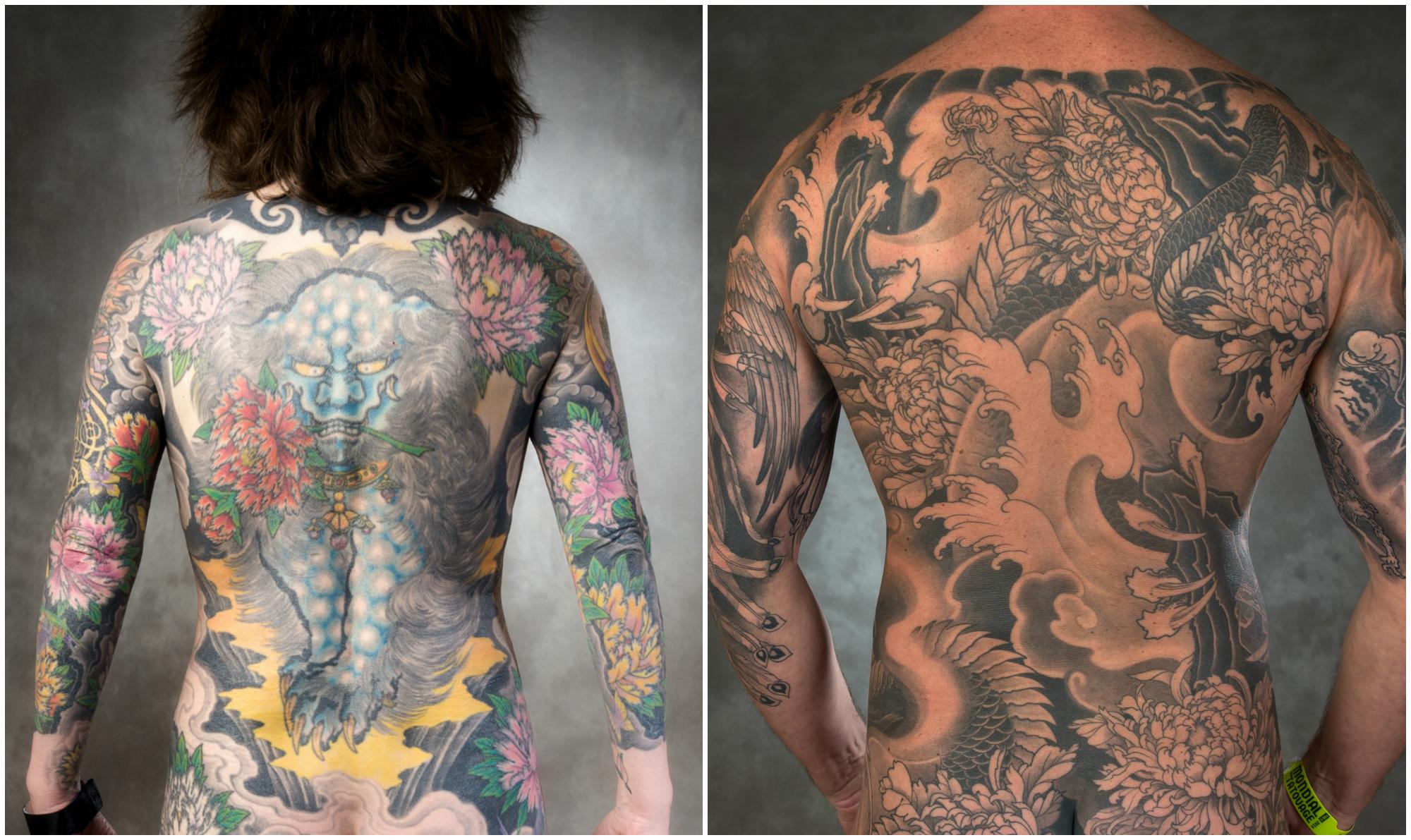 Ces Suisses Qui Ont Eleve Le Tatouage Au Rang D Art Societe Suisse