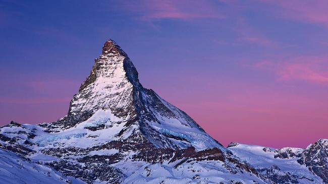 Matterhorn © Switzerland Tourism