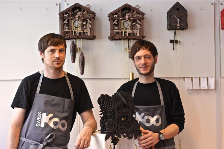 Swiss Koo founders