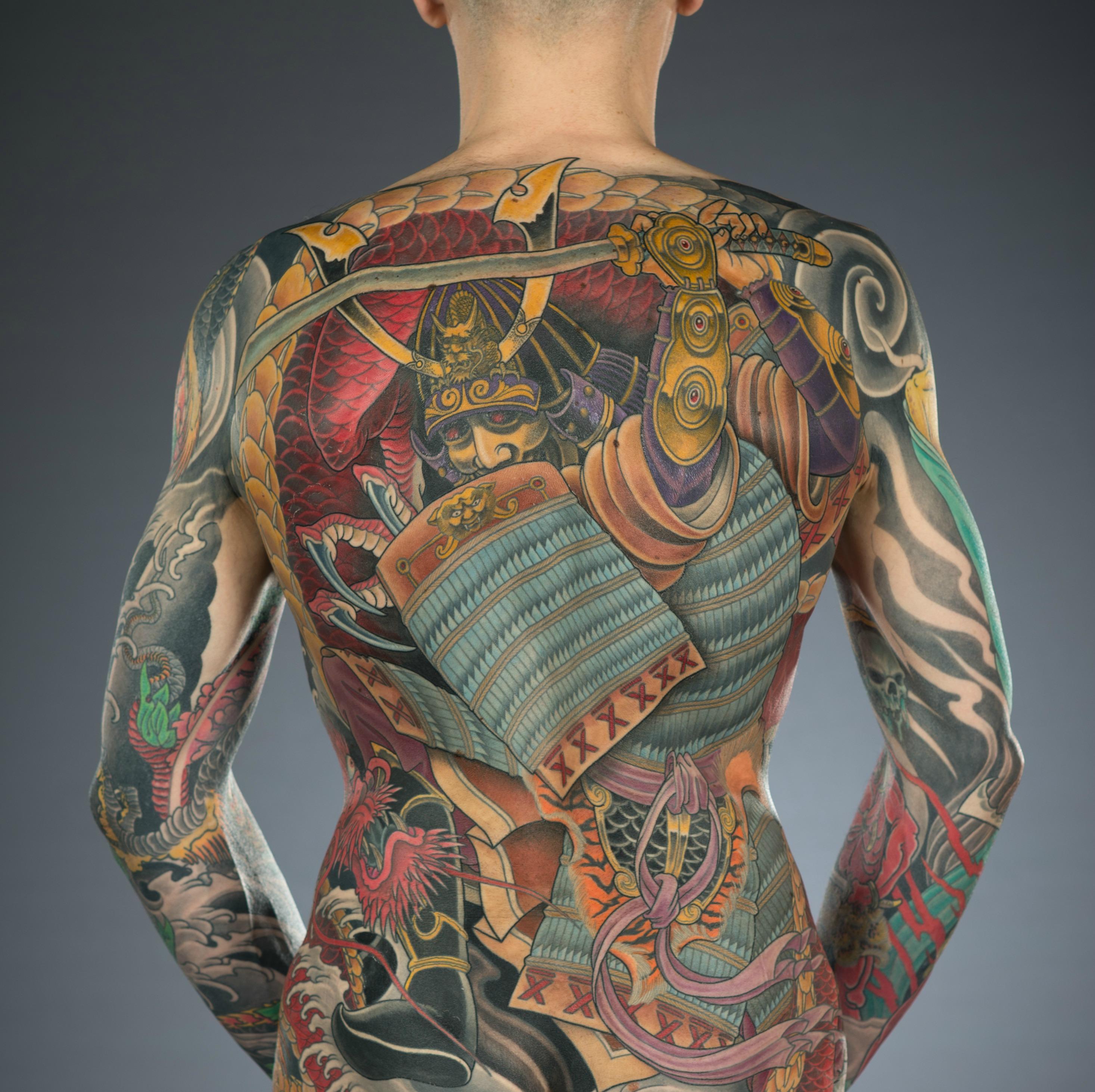 un tatouage de 20 ans