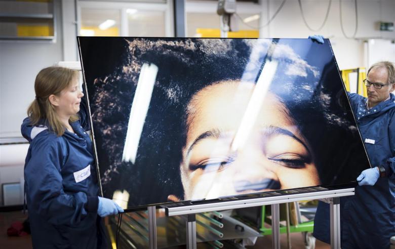 Технология-KALEO: интегрирует фотографию с высокой точностью в солнечные батареи.