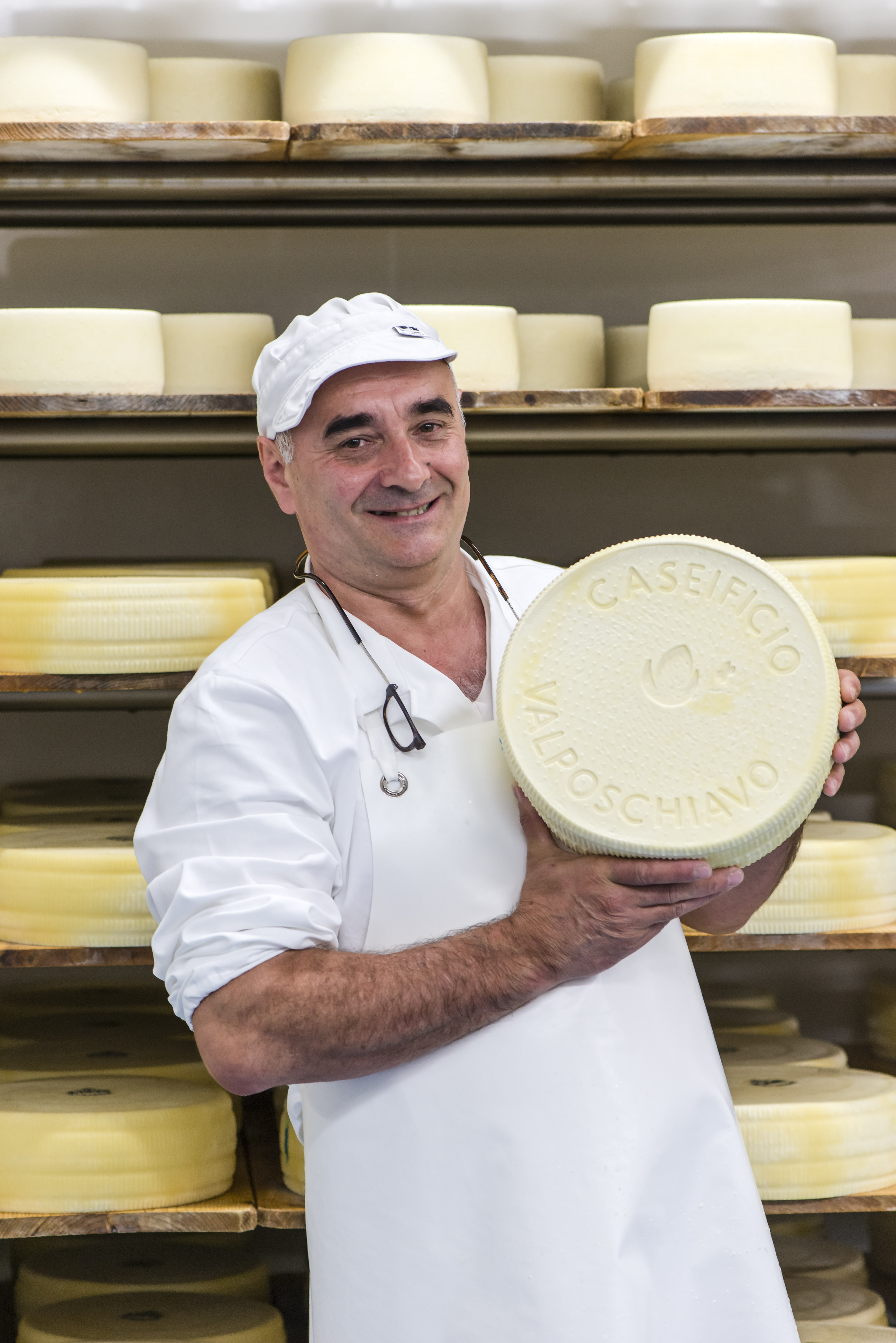 Produits laitiers - Val Poschiavo