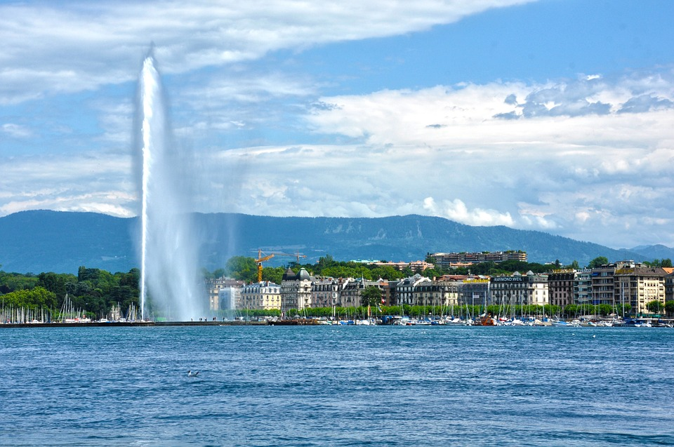 Image result for Jet d'Eau switzerland