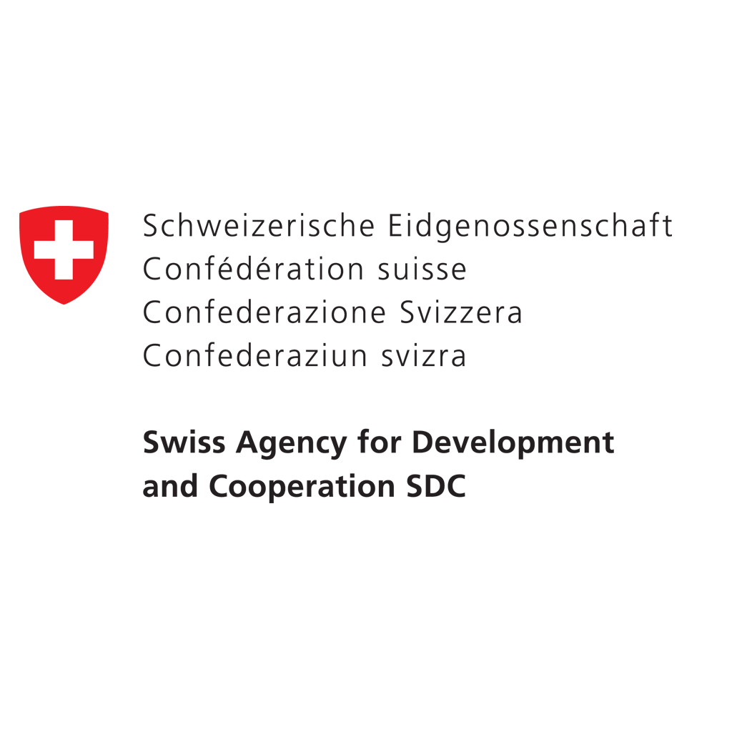 Swiss Agency for Development and Cooperation - SDC logo