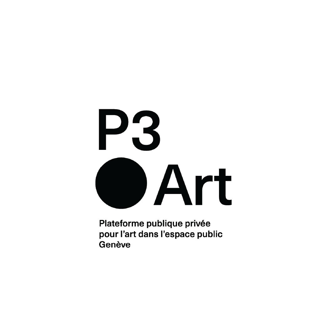 P3 Art - p3 art logo