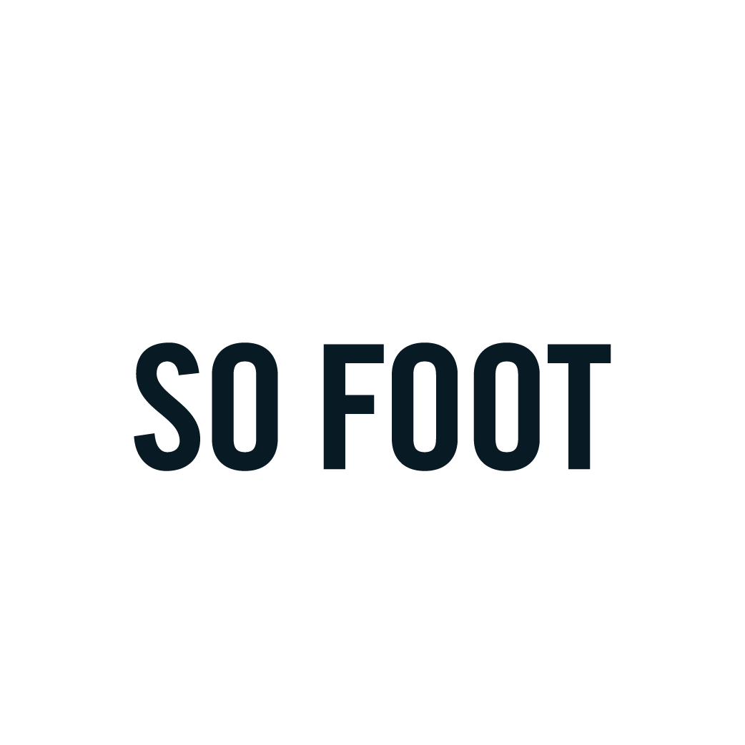 SO FOOT - so foot logo