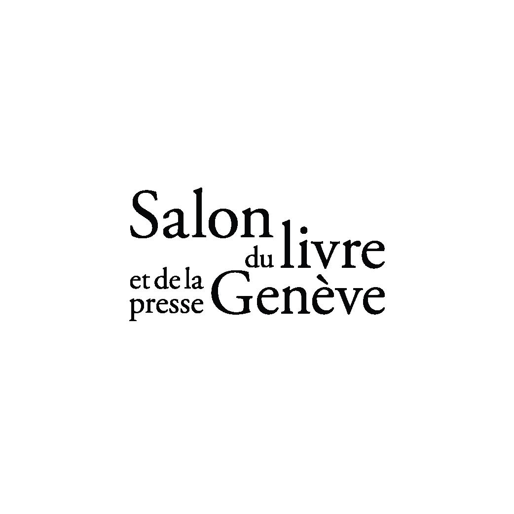 Salon du Livre de Genève - salon du livre de genève logo