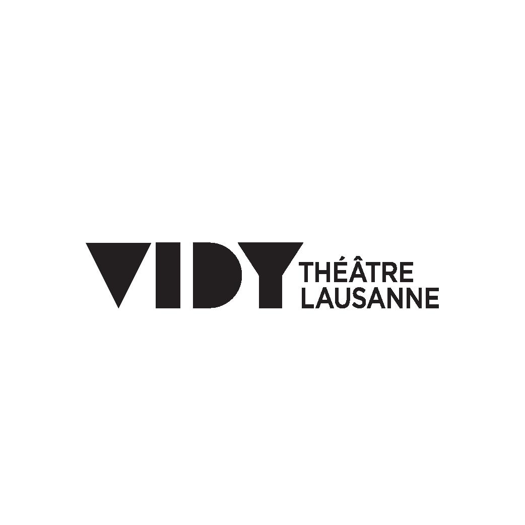 Vidy Théâtre Lausanne - vidy théâre lausanne logo