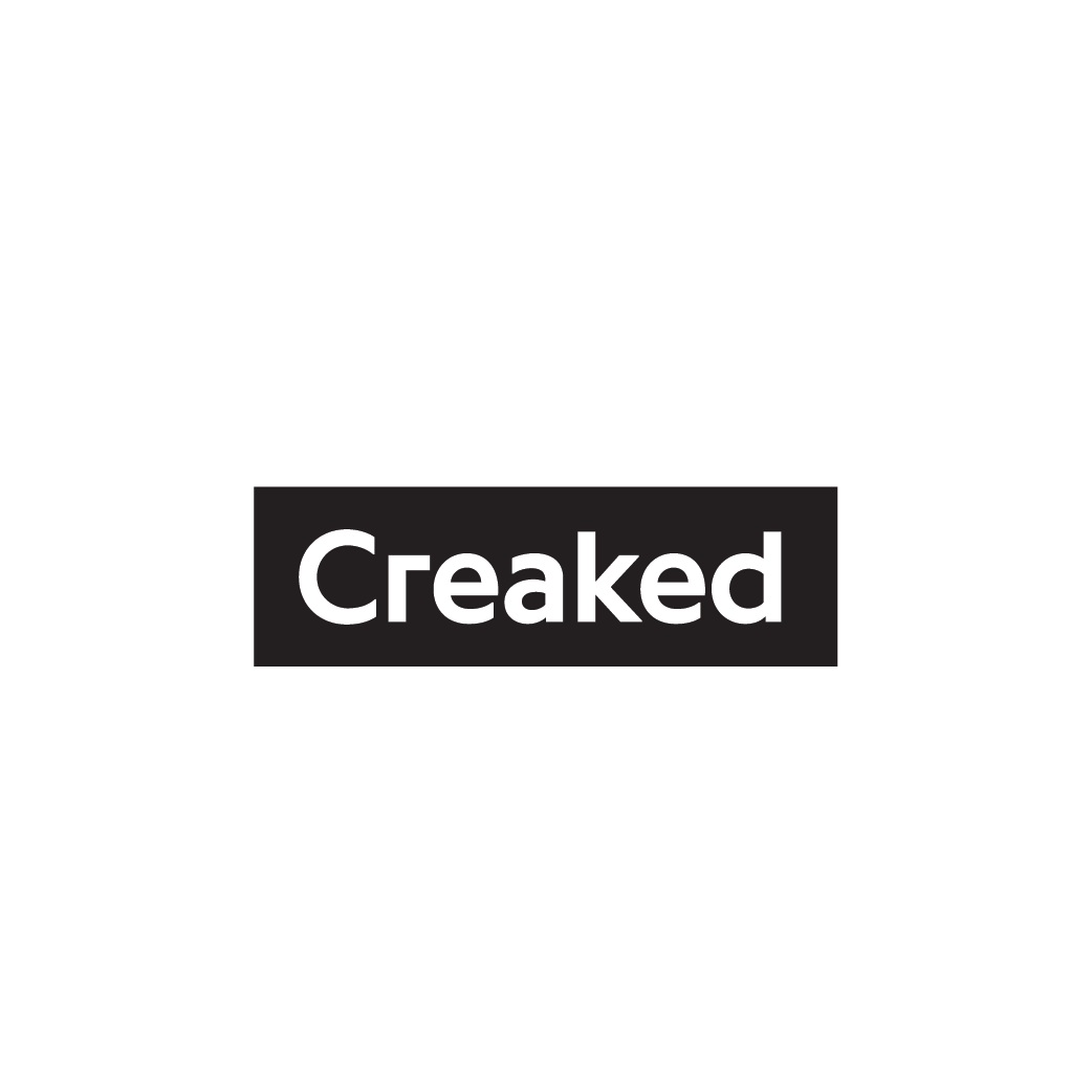 creaked records - creaked records logo
