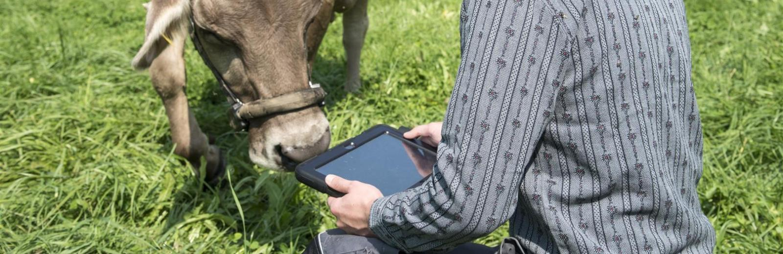 Agriculture 4 0 - the Swiss Smart-Farming Revolution