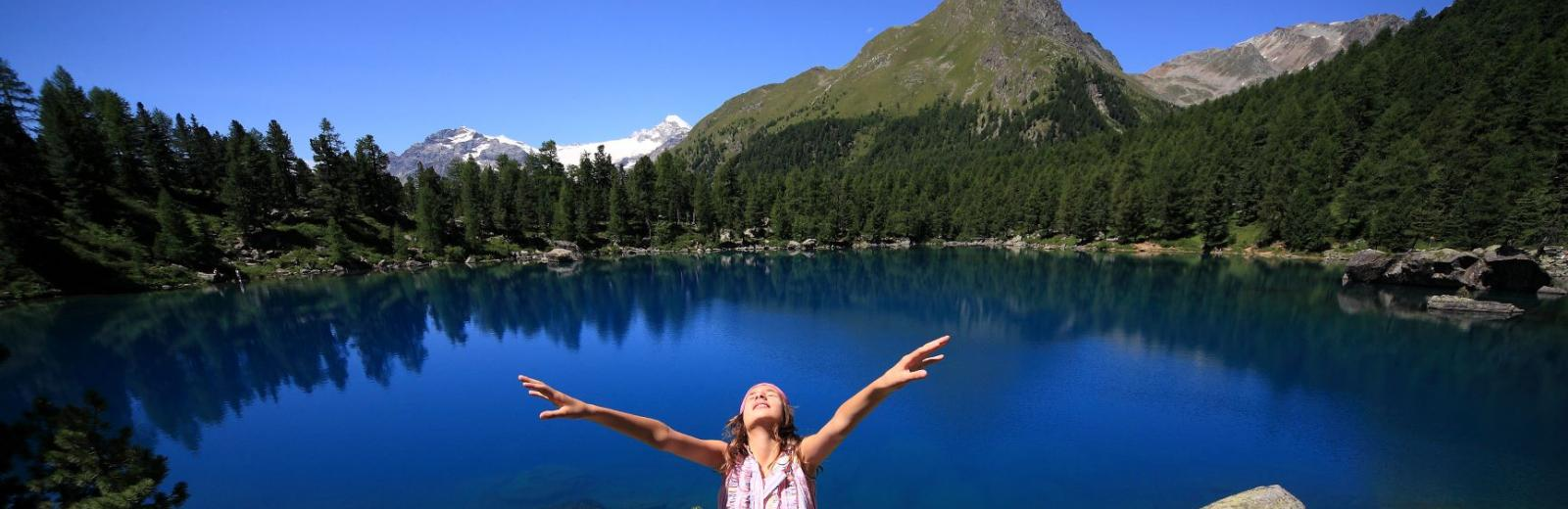 Val Poschiavo - Lago Saoseo
