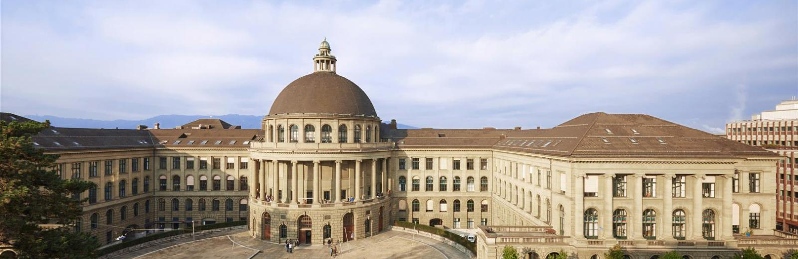 Main building at ETH Zurich
