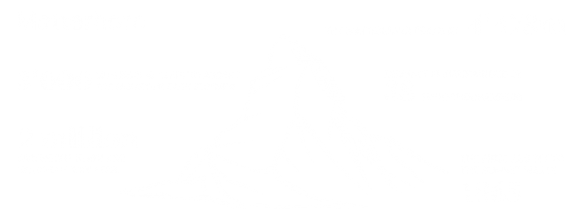 The fascinating Matterhorn