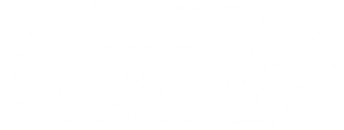 infographic surprising swiss facts