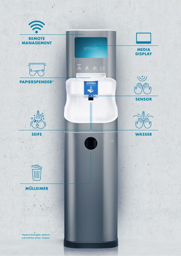 The Swiss tap that can meet the world's water challenges