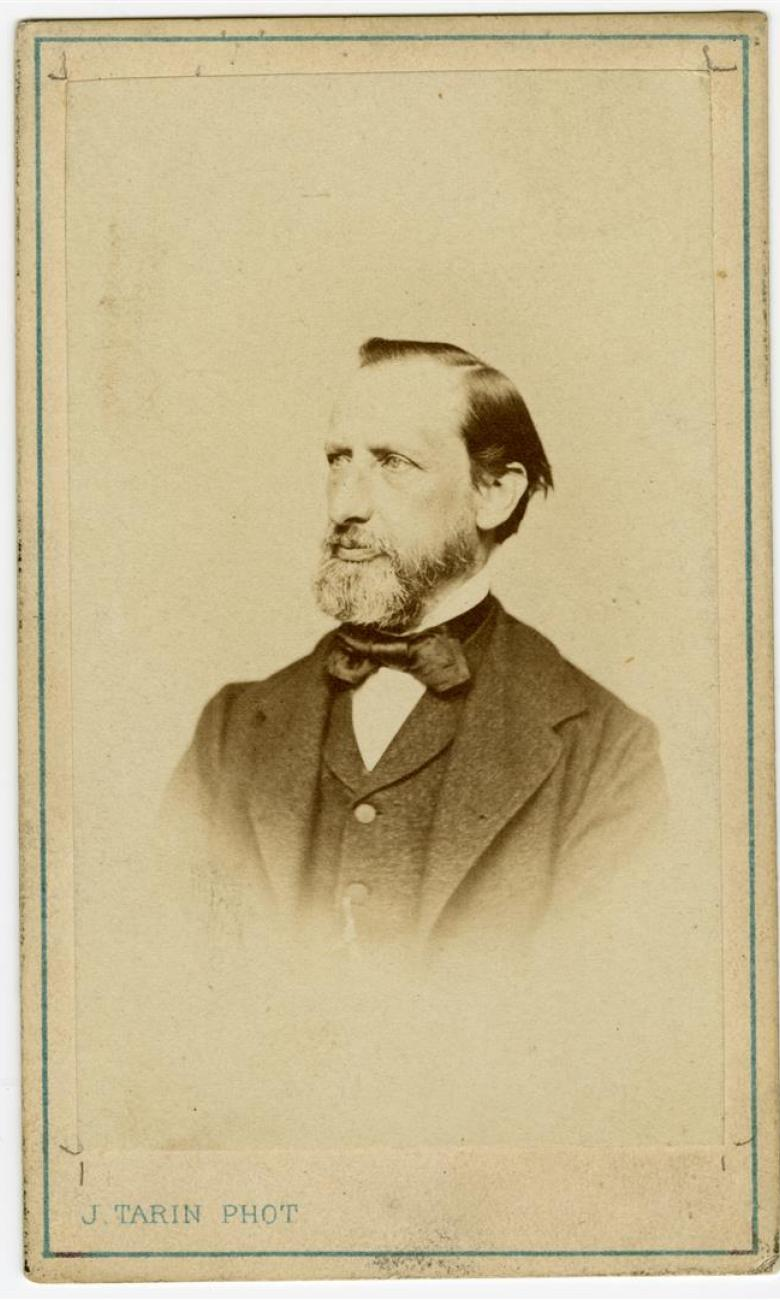 Henri Nestlé: inventor, entrepreneur, food producer.