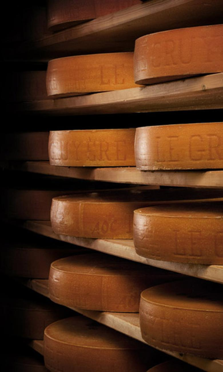 Gruyère © Swiss PDO-PGI Association
