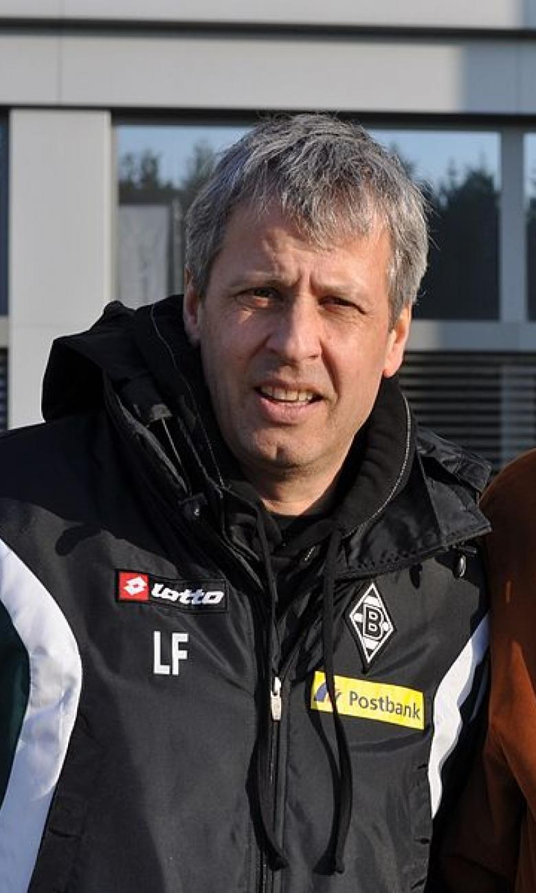 Lucien Favre © Wikimedia Commons