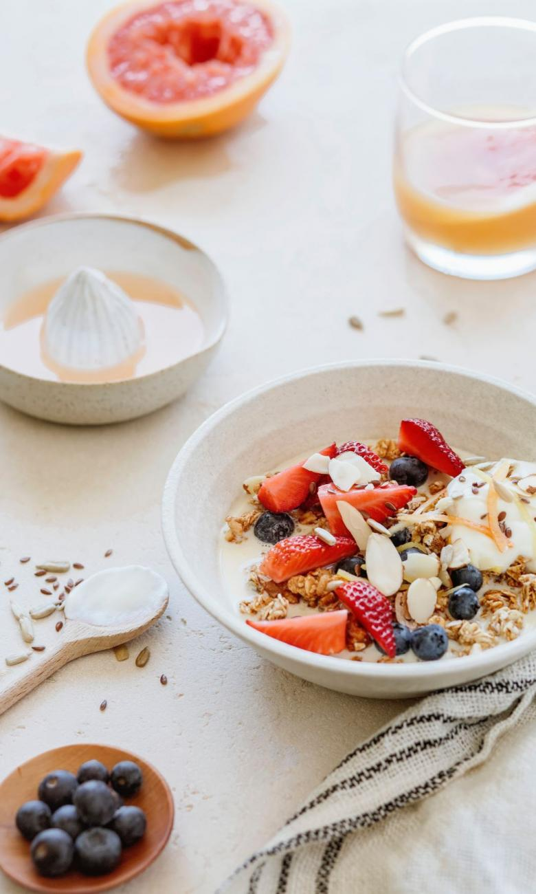 A modern interpretation of muesli © Dani Rendina
