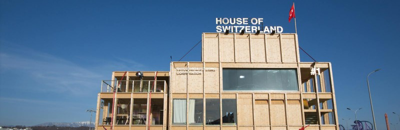 House of Switzerland in Sochi