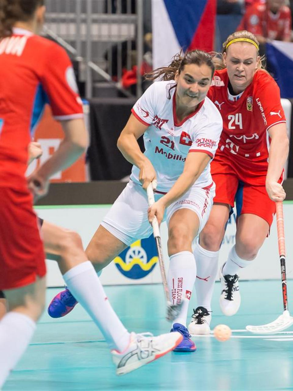 The 2019 Women's World Floorball Championships will take place in Neuchâtel