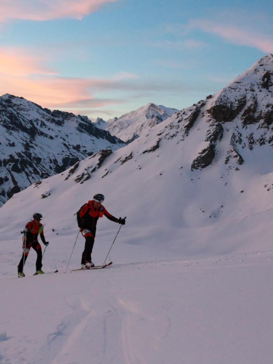 A mythical race through the heart of the Swiss Alps