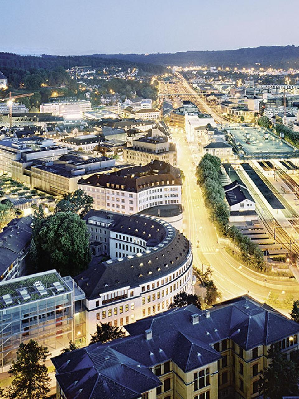 Smart City Winterthur © Michael Lio
