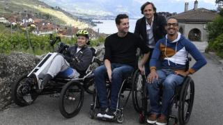 wheelchair switzerland