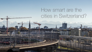 Smart cities in Switzerland